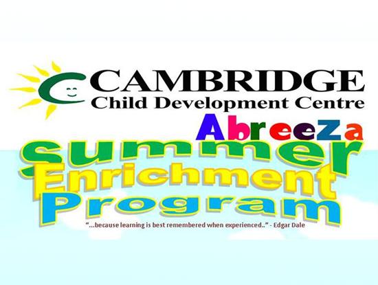 Cambridge Abreeza Summer Program