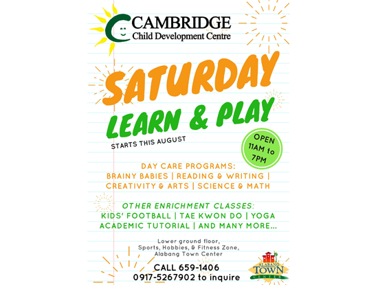 ccdc_alabang_saturday_learn_and_play