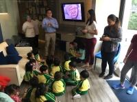 Junior Nursery 1 & 2 Visits the Dentist