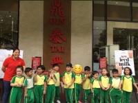 Senior Nursery Students Go To DIN TAI FUNG