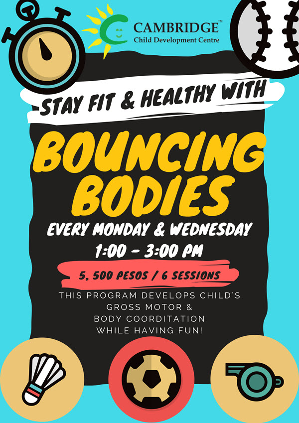 bouncing bodies