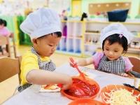 Little Chefs and Musicians at Cambridge Binondo