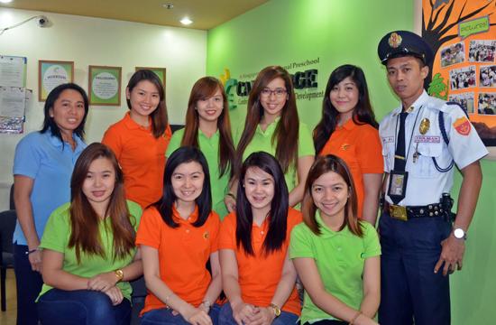 Cambridge Binondo Staff