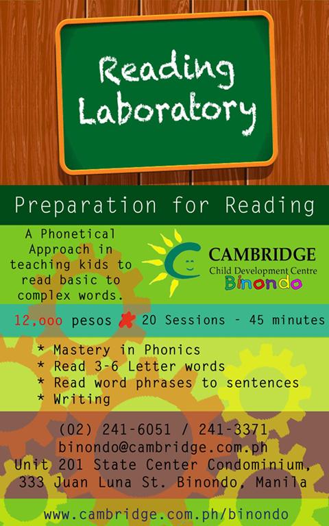 Reading Laboratory