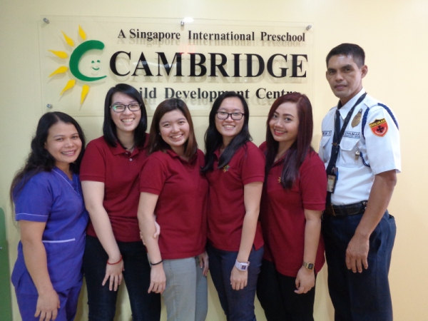Cambridge Congressional Staff