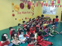 Xīn Nián Kuài Lè! 新年快乐! (Happy New Year!)