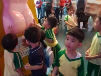 Kinder Class Goes to Museo Pambata