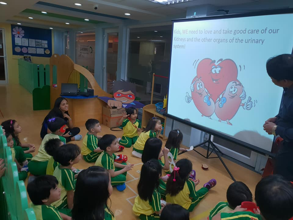 Cambridge Las Piñas - Dr. Arca talks about the Urinary System