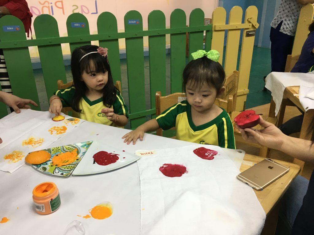 Cambridge Las Piñas Toddlers Class Culminating Event