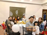 Winter Wonderland (Christmas Party) at Cambridge Legaspi