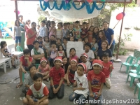 Christmas Outreach 2017