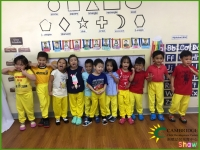Dance FuSHAWn (Sr. Nursery-Kinder Vertical Culminating Activity)