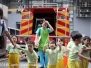 Nursery Class Goes to the Firestation