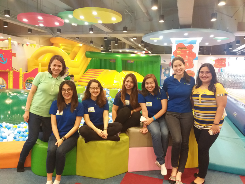 Teachers of Cambridge Shaw Mandaluyong
