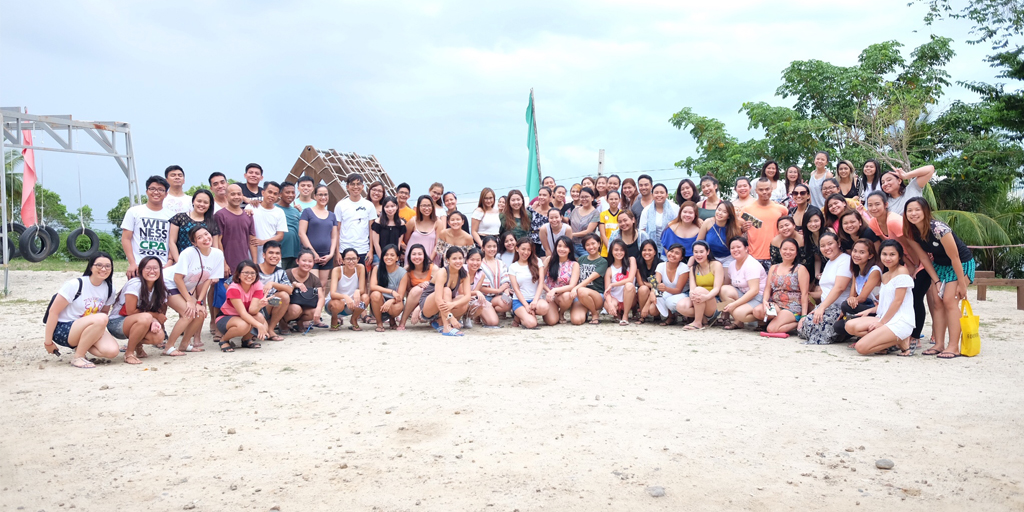 Team Building 2017 at Palms Resort, Batangas