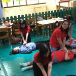 Cambridge Alabang - Teachers First Aid Training