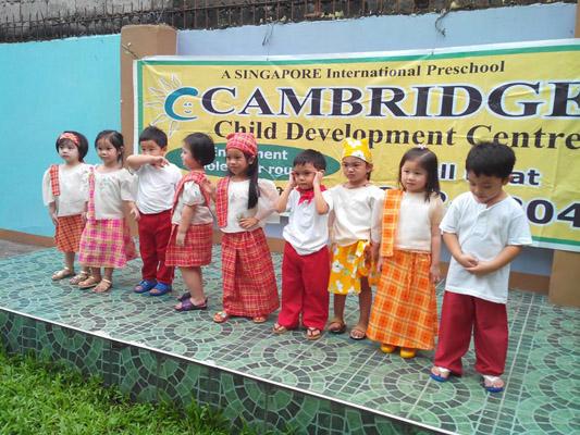 Cambridge Banawe Celebrates Buwan ng Wika