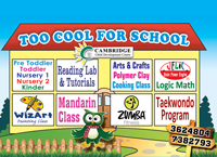 Too Cool For School Image