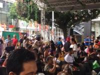 "Cambridge Bonifacio High Street joined ""Safari In The City"" A Halloween event"