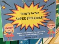 Super Sidekicks Appreciation Day
