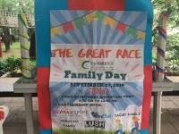 The Great Race - Cambridge BHS Family Day 2019