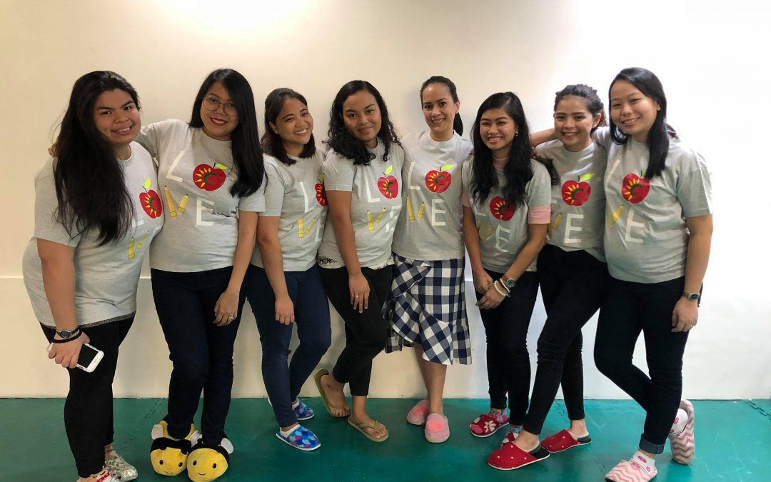 Honoring our teachers on Teachers' Day