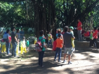 Ninoy Aquino Parks and Wildlife Fieldwork