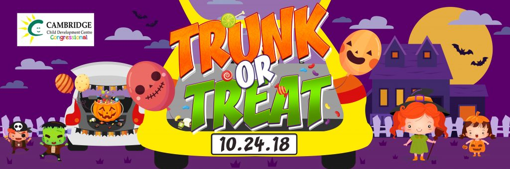 Cambridge Congressional Halloween 2018