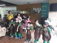 Senior Nursery and Kinder Fieldwork at Cedarhill, Mo. Ignacia
