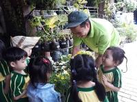 Toddler and Junior Nursery 1 Fieldwork at Cedarhills, Mo. Ignacia