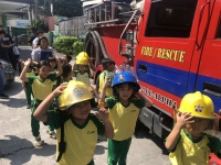 Fire and Earthquake Drill 2019