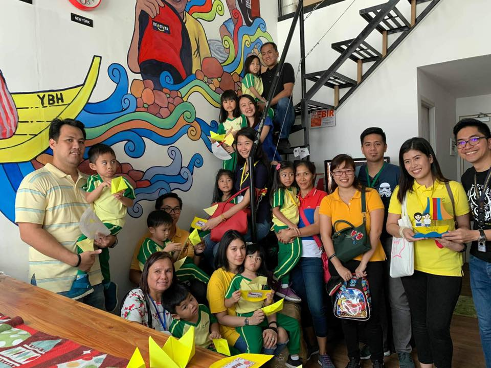 Yellow Boat of Hope Foundation photo