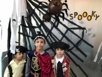 A Spooky Halloween at Cambridge Legaspi