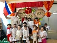 Sari-sari Fiesta! - Araw ng Wika Celebration at Cambridge Legaspi (August)