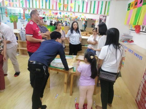Legaspi Parents Orientation photo 2