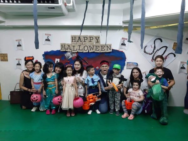 Cambridge Legaspi Makati Halloween 2019 02