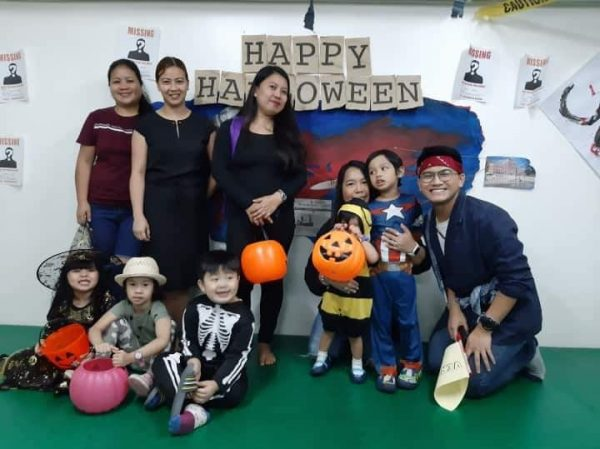 Cambridge Legaspi Makati Halloween 2019 03