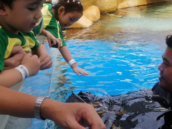 Fieldwork Activity at Manila Ocean Park 1
