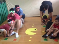Game on! Cambridge Salcedo's Fathers' Day Celebration