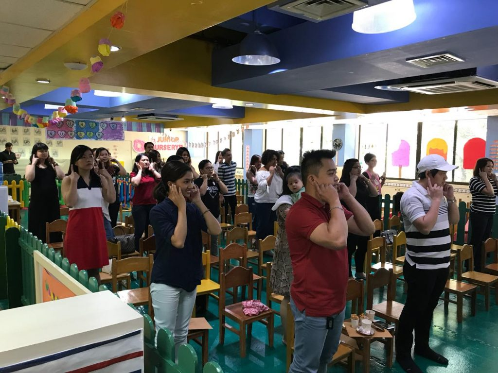 Cambridge Salcedo Makati - Parents Orientation 2018