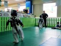 Enrichment Program Taekwondo Class 2014