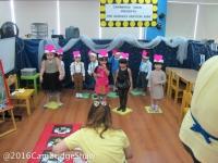 Nursery Vertical Culminating Activity