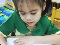 Sr. Nursery-Kinder Outdoor Activity: Special Delivery