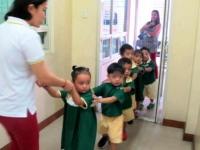 Term 1 Culminating Nursery 1 Class 2014