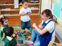 Term 2 Culminating Toddler Class