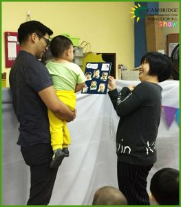 CCDC Shaw Toddler Culminating Activity