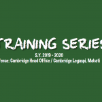 Training Schedule featured image