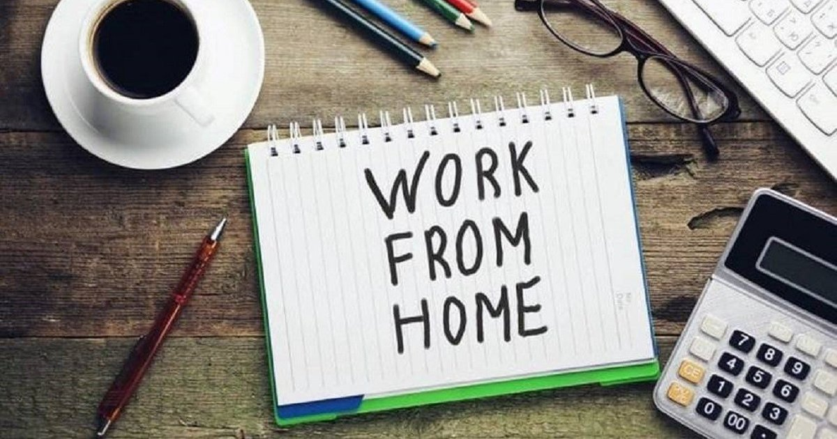 Work from Home Tips article featured image