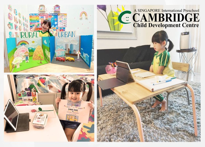 Designing your Child's Cambridge Nook article image