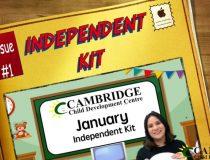 January Independent Kit